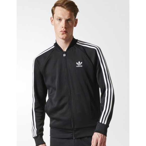 03d488f35550 adidas Originals Superstar Relaxed Track Jacket